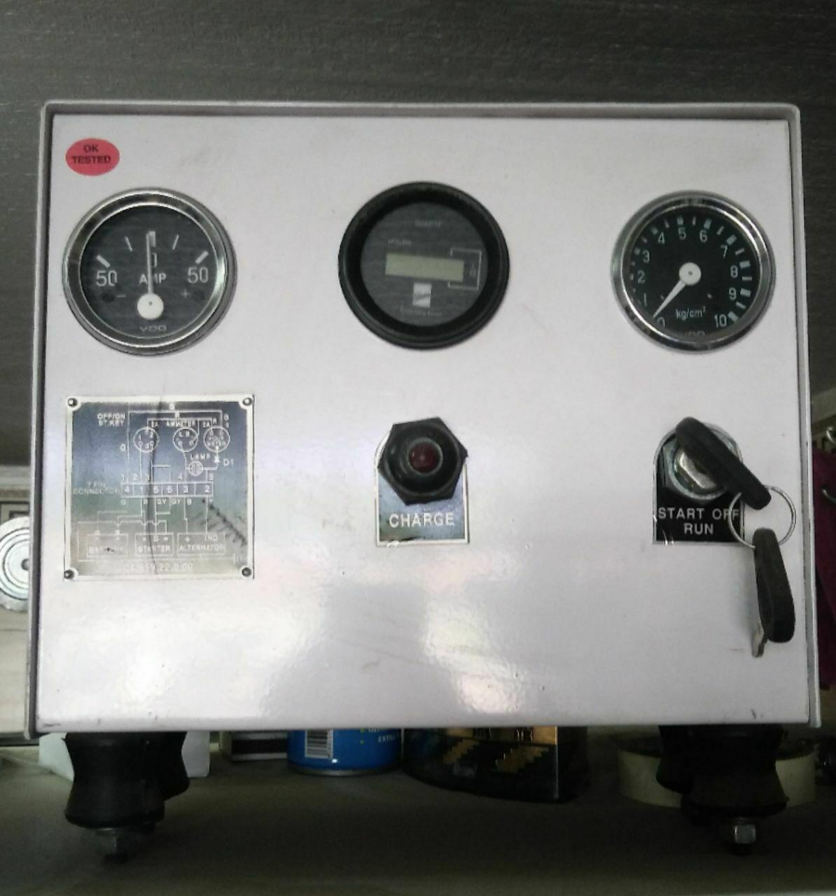 تابلو برق موتور